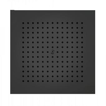 BOSSINI DREAM-CUBE  Верхний душ 470 x 470 мм, цвет: черный матовый
