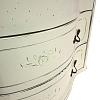 Tiffany World, Armony 7224/S, база подвесная 112*62*h62, под раковины Giu110/Jub110/40129, 2 в.ящ, отделка: французский белый с патиной, ручки: бронза