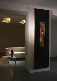 Cinier Africaine Дизайн-радиатор 220x60 см. Мощьность 1900 W
