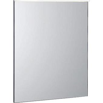 Geberit Xeno² Зеркало с подсветкой 90х71см, с прямым освещением и фоновой подсветкой