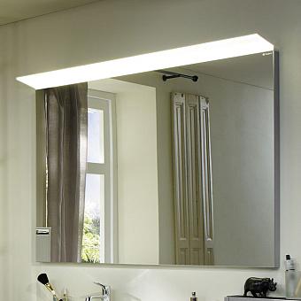 Burgbad Yso Зеркало с подсветкой 110x84.5см, сенсорный выкл.