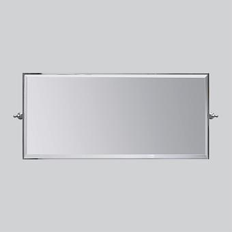 Devon&Devon New York Зеркало настенное поворотное 150хh65см, цвет хром