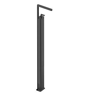 Webert Living Смеситель для раковины, напольный, цвет: черный