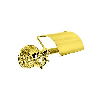 StilHaus Noto Light Бумагодержатель закрытый, цвет: золото/стекло