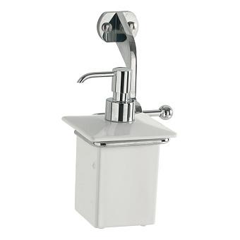 Kerasan Waldorf Подвесной дозатор для жидкого мыла, цвет: хром