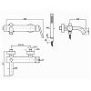 Zucchetti Closer Встроенный однорычажный смеситель для душа, цвет: хром
