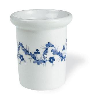 StilHaus Nemi Настольная мыльница, цвет: хром/керамика/декор