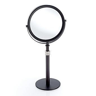 Decor Walther Club SP 13/V Косметическое зеркало 17xh50см, настольное, цвет: черный матовый / хром