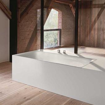 BetteLux Ванна прямоугольная с шумоизоляцией 180x80x45 см,  белая (для удлиненного слива-перелива)