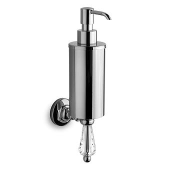 3SC Boheme Дозатор для жидкого мыла, подвесной, цвет: хром