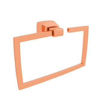 Bertocci Grace Полотенцедержатель - кольцо 25 см, цвет: розовое золото