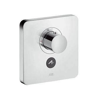 Axor ShowerSelect Термостат Highflow для 1 потребителя с клапаном для ручного душа, цвет: хром