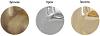 Гигиенический душ Webert EL870303015PVC со смесителем цвета Хром