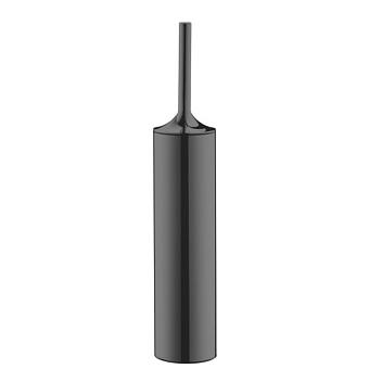 Duravit Starck T Туалетный ершик, напольный, цвет: черный матовый