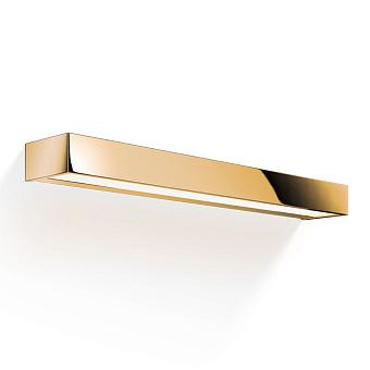 Decor Walther Box 60 N LED Светильник настенный 60x10x5см, светодиодный, 1x LED 32W, цвет: золото