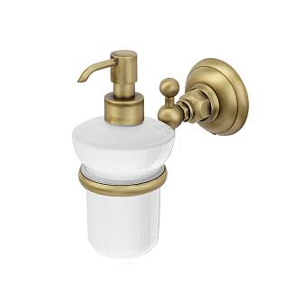 Nicolazzi Accessori Classica Дозатор для жидкого мыла, подвесной, цвет: Bronze Plated