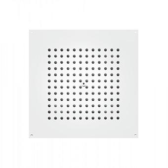 BOSSINI DREAM-CUBE  Верхний душ 370 x 370 мм, цвет: белый матовый