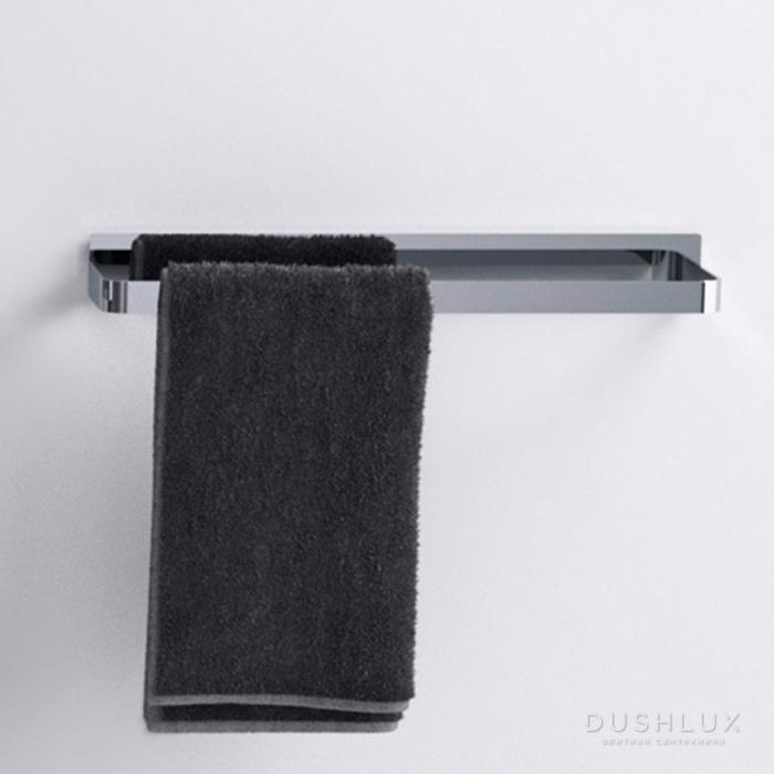 Agape Memory Полотенцедержатель, 48см, подвесной, цвет: глянец