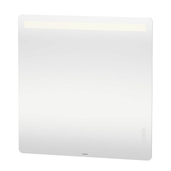Duravit Luv Зеркало квадратное  с подсветкой, 120x120x3.8см