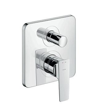 Axor Citterio E Встраиваемый смеситель для ванны однорычажный, цвет: хром