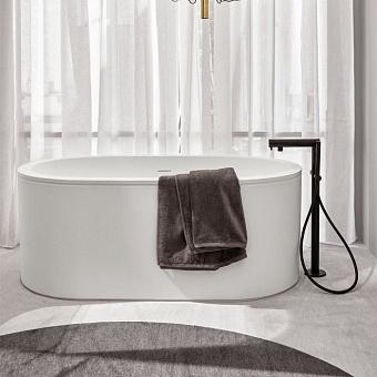 Cielo Cibele L Ванна 161x88xh61 см, отдельностоящая, цвет: матовый белый