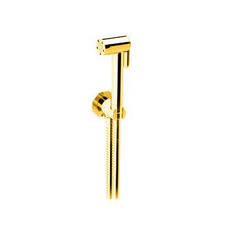 Petracers Aquadolce, Гигиенический душ, цвет: золото