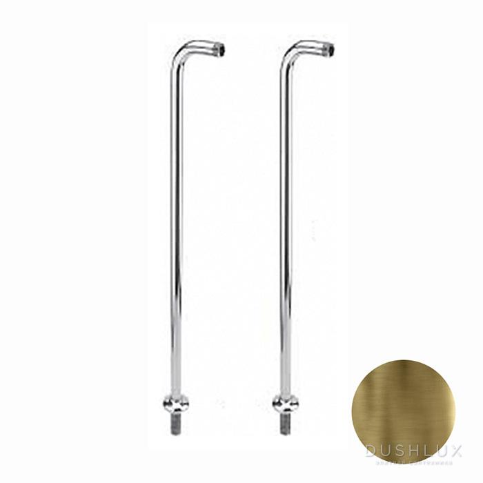 Nicolazzi Complementi Ножки напольного смесителя для ванны, цвет: бронза
