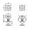 Zucchetti Bellagio Встроенный смеситель для душа, цвет: хром
