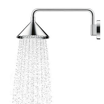 Axor Showers/Front Верхний душ 240 2 jet с держателем, цвет: хром