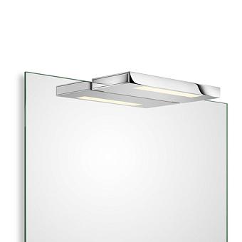 Decor Walther Slim 1-24 N LED Светильник на зеркало 24x10x2см, светодиодный, 1x LED 8W, цвет: хром