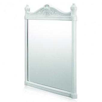 Burlington Зеркало Georgian с рамой из белого алюминия
