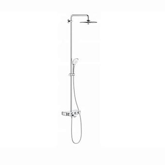 Grohe EPH Душевая система с термостатом для ванны, цвет: хром