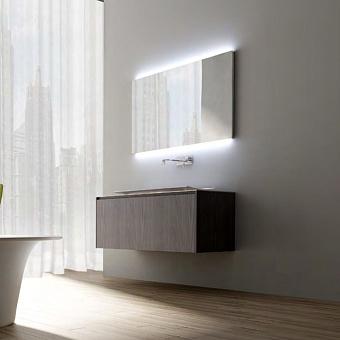 Antonio Lupi Piana Комплект мебели 90х54х50 см, цвет отделки - темное дерево