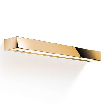 Decor Walther Box 60 N LED Светильник настенный 60x10x5см, светодиодный, 1x LED 32.8W, цвет: золото
