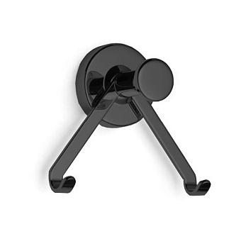 Bertocci Cinquecento Крючок двойной, цвет: черный матовый