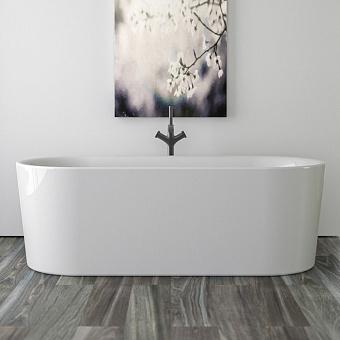 KNIEF Fresh Ванна отдельностоящая 180х80х60см, цвет: белый