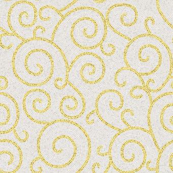 Trend Artistic Mosaic Мозаика 126.4x126.4см, настенная, стекло, декор: Minnagara Gold