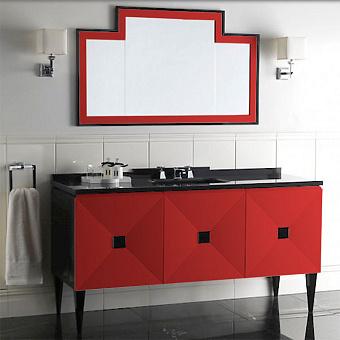 Devon&Devon Jetset, Комплект мебели, Цвет: red