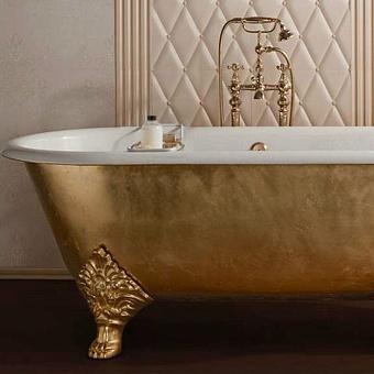 Gentry Home Carlton Ванна отдельно стоящая 178х80хh67,5 см с ножками