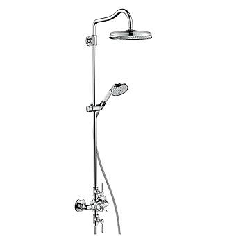 Axor Showers Душевая система с термостатом и верхним душем 1jet, цвет: хром