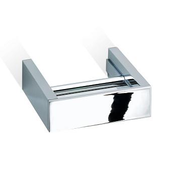 Decor Walther Brick TPH5 Держатель туалетной бумаги, подвесной, цвет: хром