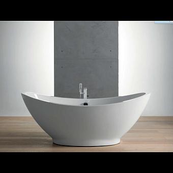 Noken Koan Ванна 191х97х68см., отдельностоящая, цвет: белый