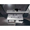 Karol Manhattan comp. №10, комплект подвесной мебели 125 см. цвет: Bianco Opaco
