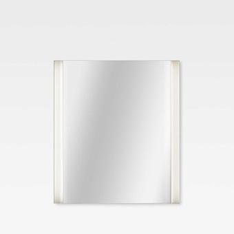 Armani Roca Island Зеркало 118x120см с верхней, нижней и боковой подсветкой, Maxiclean.