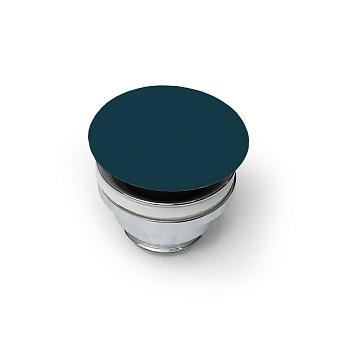 Artceram Донный клапан для раковин универсальный, покрытие керамика, цвет: petrolio