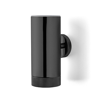 3SC Ribbon Стакан подвесной, цвет: черный матовый