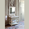 Gentry Home Nottingham100 Комплект мебели 100х101,5х60 см с раковиной и мраморным топом