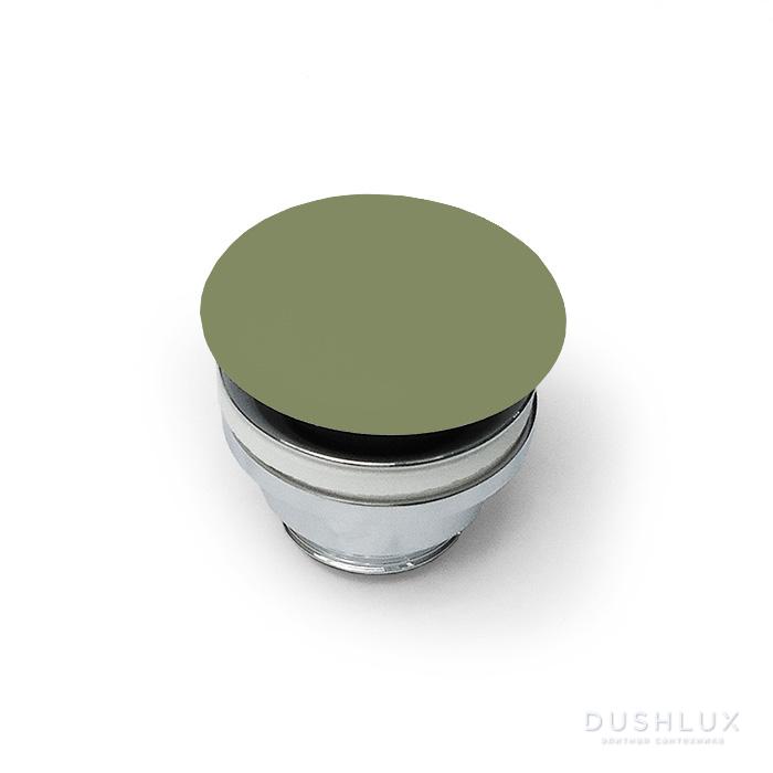 Artceram Донный клапан для раковин универсальный, покрытие керамика, цвет: Green Salvia