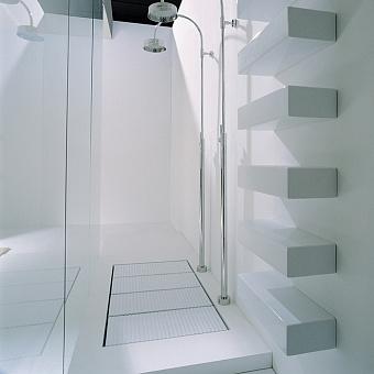 Flaminia Tatami Модульный душевой поддон 143x73x h: 6,5см, цвет: белый