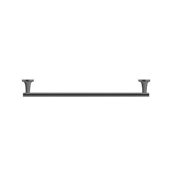 Duravit Starck T Полотенцедержатель 60см, подвесной, цвет: черный матовый